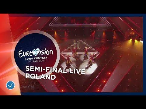 Polska odpadła w półfinale Eurowizji 2019. Zobacz jak wypadła Tulia w Tel Awiwie