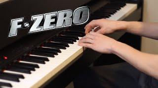 F-Zero (Super Smash Bros Melee) – Mute City (Piano Cover)