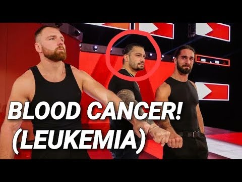 BREAKING NEWS: Roman Reigns Suffers From Blood Cancer (LEUKEMIA)