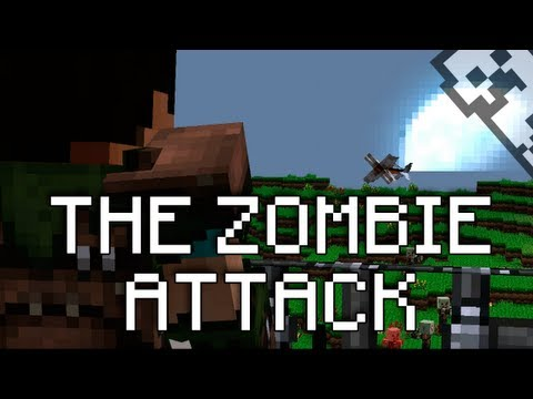 Minecraft: The Zombie Attack