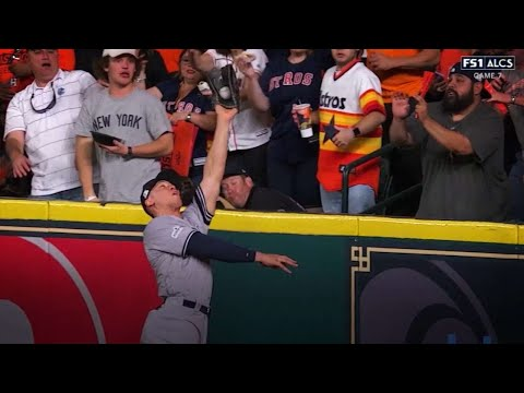 Aaron Judge: Top 10 plays of his Rookie of the Year season
