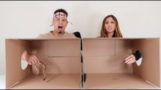 WHAT'S IN THE BOX CHALLENGE!!!