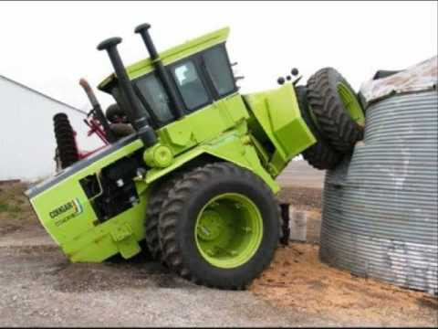 tractor accedents