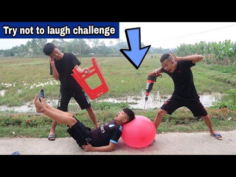 Coi Cấm Cười Phiên Bản Việt Nam   TRY NOT TO LAUGH CHALLENGE 😂 Comedy Videos 2019   Hải Tv - Part85