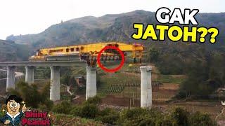 Video Bangun Jembatan Gak Pernah Secepat Ini? Indonesia Ada? MP3, 3GP, MP4, WEBM, AVI, FLV November 2018