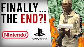 Video Soulja Boy's Game Consoles Shut Down AGAIN + Bizarre Rant On Nintendo Lawsuit! MP3, 3GP, MP4, WEBM, AVI, FLV Januari 2019