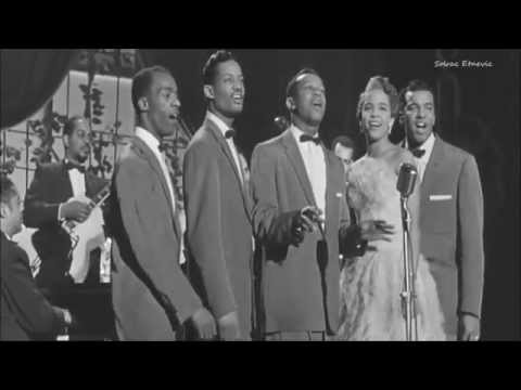 The Platters - The Great Pretender (Original Footage HD)