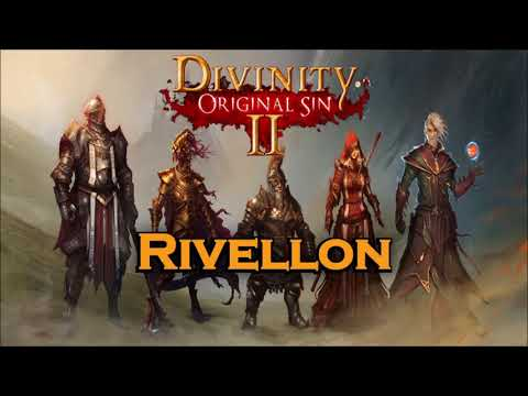 Divinity Original Sin 2 OST – [16] Rivellon (Light, With Horns Introduction)