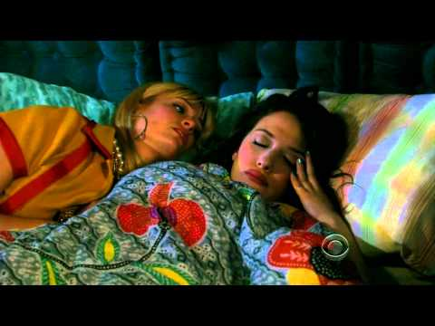 Caroline and Max (2 Broke Girls) - Are You Up? (8)