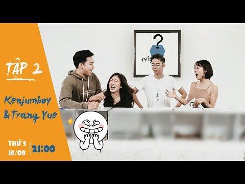 The Bốc Tập 2 | Kenjumboy & Trang Yue đày đọa VJ lên bờ xuống ruộng - Thời lượng: 17 phút.
