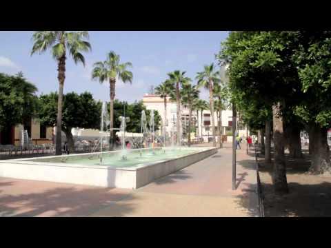 Wärmster Ort Spaniens