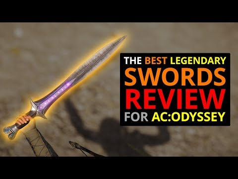 The Best Legendary Swords In Ac Odyssey!