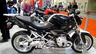 10. 2013 BMW R1200R - Walkaround - 2012 Toronto Motorcycle Show