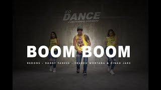 Boom Boom - RedOne, Daddy Yankee, French Montana & Dinah Jane I Coreografía I Zumba Zin