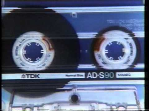 Collection - Japanese Audio Tech Commercials 70s - 90s