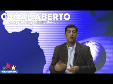 Prefeito Vadinho fala do Programa de Recuperação Fiscal - REFIS 2015