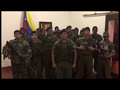 Κατεστάλη εξέγερση στρατιωτικών
