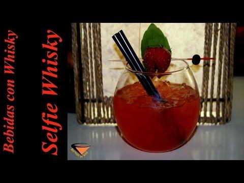 Bebidas con Whisky – Coctel SELFIE WHISKY