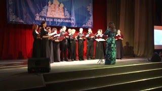 Архиерейский хор Новороссийской епархии