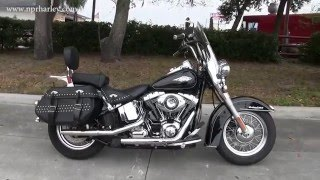 5. 2013 Heritage Softail Classic Harley Davidson for sale in Florida