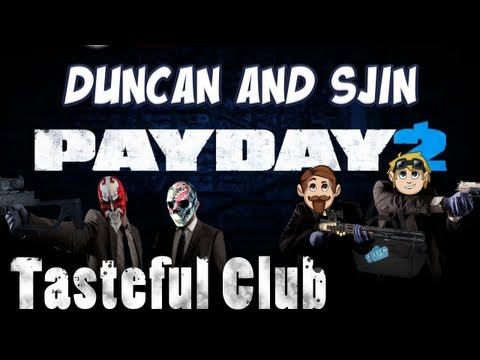 duncan - Duncan and Sjin mask up and prepare to take on the law! ♥ T-shirts and Jumpers: http://yogscastlalna.spreadshirt.com/ ♥ Join us and get partnered on YouTube:...