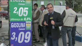 Somente este ano, fiscais detectaram fraudes em mais de 3 mil bombas em postos de combustível no Estado de São Paulo. Alguns utilizam um dispositivo eletrônico que engana o consumidor na quantidade de litros abastecidos.