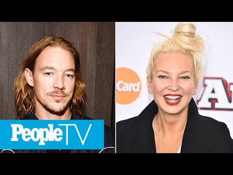 Sia Opens Up About Close Friendship With Diplo, Reveals Proposition For 'No-Strings Sex' | PeopleTV
