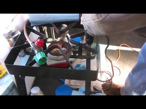 Adding Electronic Ignition To Gas Beer Burner