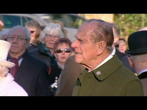 Βρετανία: «Δικαιολογημένα απών» ο πρίγκιπας Φίλιππος