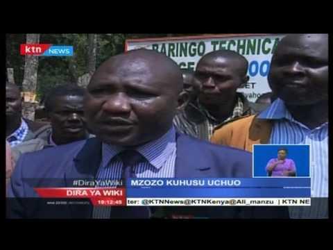 Mzozo wa shamba la Baringo University
