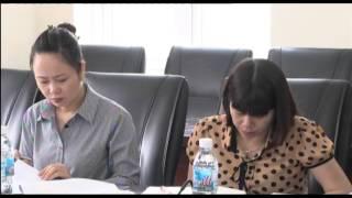 Họp BTV Thành ủy Uông Bí