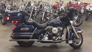 9. 1998 used Harley Davidson Electra Glide Classic