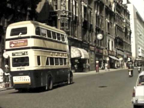 Birmingham City Centre in 1964!