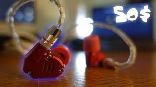 Download Lagu KZ ZS6 In Depth Review // best headphones under 50 dollars?? Mp3
