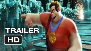 Nonton Wreck-It Ralph Official International Trailer #1 (2012) Disney Animated Movie HD Film Subtitle Indonesia Streaming Movie Download