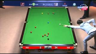 Xiao Guodong - Michael Holt (Frame 7) Snooker Shanghai Masters 2013 - Semi Final