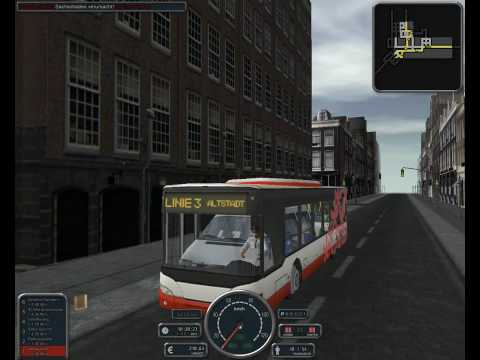 Bus Simulator 2008 - Error