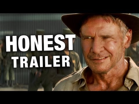 Honest Trailers - Indiana Jones & The Kingdom Of The Crystal Skull