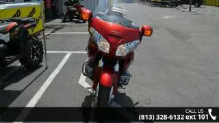 6. 2008 Honda® Gold Wing® Premium Audio  - Tampa Bay Power...