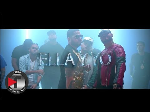 Pepe Quintana - Ella y Yo [Official Video] ft. Farruko , Anuel AA , Tempo , Almighty , Bryant Myers
