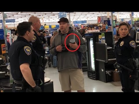 Wet Fart Prank with The Sharter | Police Called