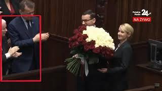 Morawiecki olał prezesa, nie podał mu ręki!
