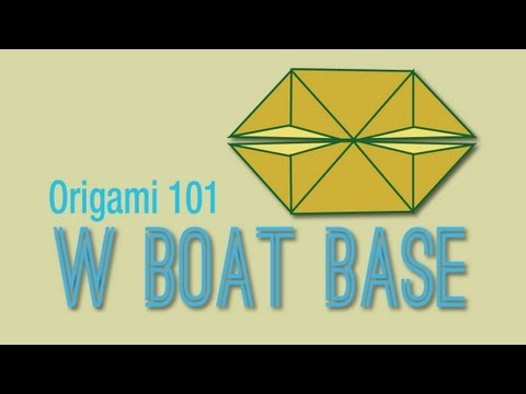 Tip 17-03 - Boat or Catamaran Base Fold