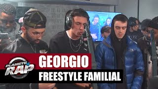 "Video Georgio ""Freestyle familial"" #PlanèteRap MP3, 3GP, MP4, WEBM, AVI, FLV Mei 2017"