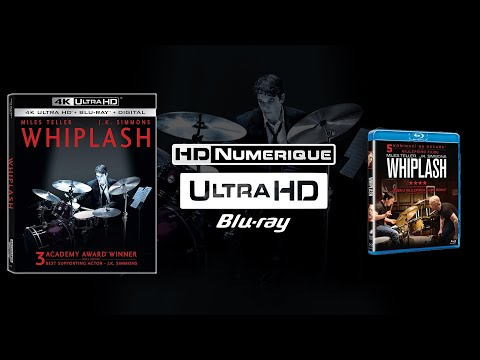Whiplash : Comparatif 4K Ultra HD vs Blu-ray