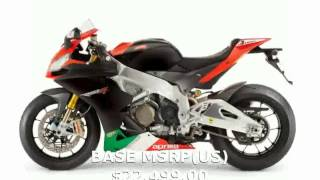 4. 2011 Aprilia RSV4 FACTORY APRC SE -  Engine Features Specs Details Top Speed Transmission