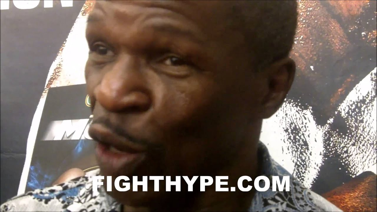 "FLOYD MAYWEATHER SR. DISCUSSES TRAINING CAMP FOR MARCOS MAIDANA: ""IT'S GONNA BE EASY"""