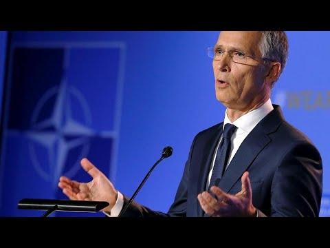 Γ. Στόλτενμπεργκ: «Πρόσκληση του ΝΑΤΟ στα Σκόπια»