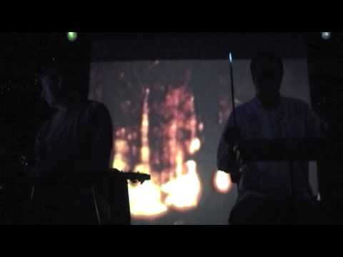 knoville - Duet for Theremin and Lap Steel Live at The Pilot Light, Knoxville, TN 25jun2012. Film by Robbie Land.