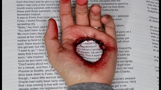 SFX Makeup Tutorial: Illuison Hole In Hand